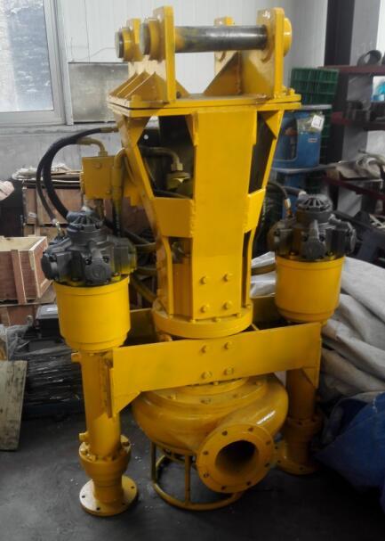 液压驱动高效污泥泵