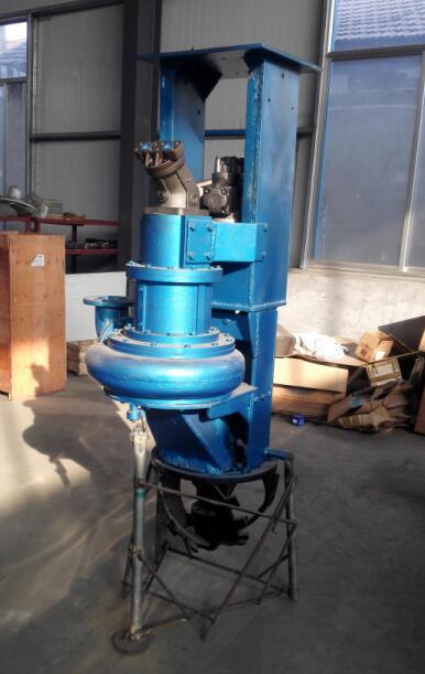 绞笼式高效液压泥沙泵