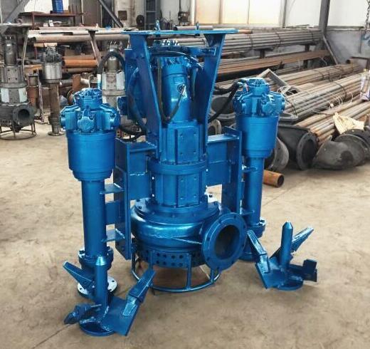 大功率挖机清淤泵