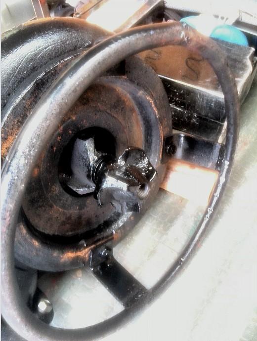 砂泵搅拌叶轮